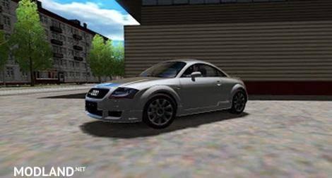 Audi TT [1.3]